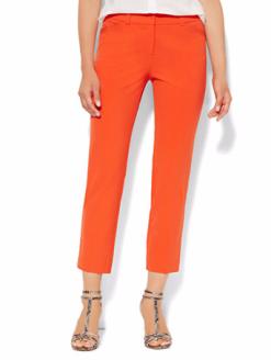 New York & Company - 7TH AVENUE DESIGN STUDIO PANT - MODERN FIT - ANKLE PANT - DOUBLE STRETCH - $20.00 (57% OFF!)